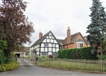 Thumbnail 4 bed semi-detached house for sale in Oversley Green, Alcester