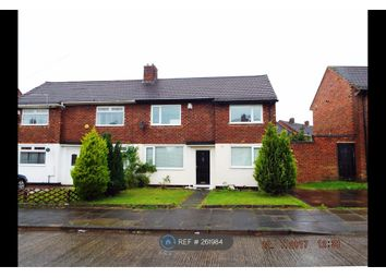 Thumbnail 2 bed semi-detached house to rent in Rosthwaite Avenue, Stockton On Tees