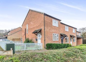 Thumbnail 2 bed end terrace house for sale in Woodbury Road, Chatham, Kent, .