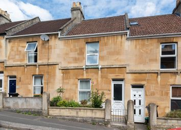 Thumbnail 3 bed terraced house for sale in Highland Road, Twerton, Bath