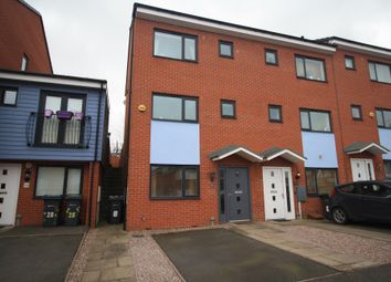 Thumbnail 3 bed end terrace house for sale in Whitlock Grove, Birmingham