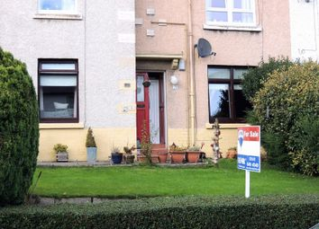 Thumbnail 2 bed flat for sale in Aros Drive, Glasgow