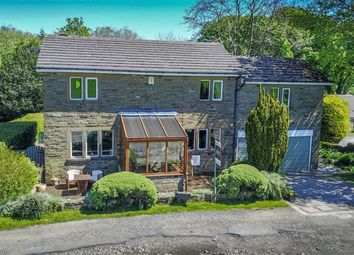 Thumbnail 5 bed detached house for sale in Turf Lane, Cullingworth, West Yorkshire