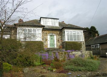 Thumbnail 3 bed semi-detached bungalow for sale in Sun Buildings, High Street, Rothbury, Morpeth