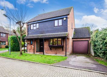 Thumbnail 4 bed detached house for sale in Lenborough Close, Buckingham