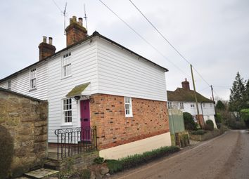 Thumbnail 2 bedroom cottage to rent in Liverton Hill, Sandway, Maidstone