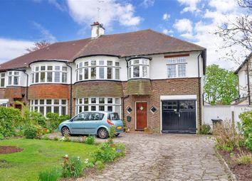 Thumbnail 5 bed semi-detached house for sale in Addington Road, South Croydon, Surrey