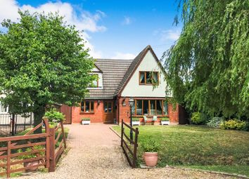 Thumbnail 4 bed detached house for sale in Maldon Road, Latchingdon, Chelmsford