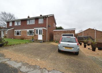 Thumbnail 3 bed semi-detached house for sale in Hollis Road, High Wycombe