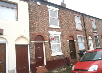 Thumbnail 2 bed terraced house to rent in Crossall Street, Macclesfield