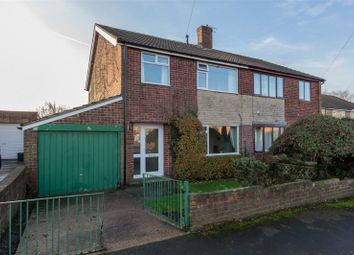Thumbnail 3 bed semi-detached house to rent in St. Margarets Avenue, Barnburgh, Doncaster