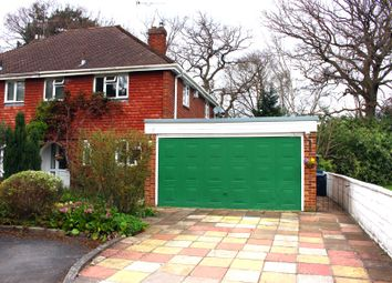 Thumbnail 3 bed semi-detached house for sale in Dodds Lane, Pyrford, Woking, Surrey