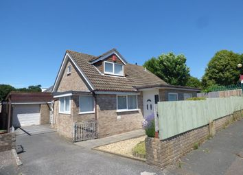 Thumbnail 4 bed detached house to rent in Westcott Close, Plymouth, Devon