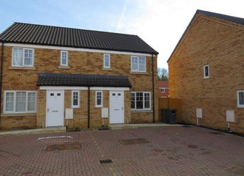 Thumbnail 3 bed semi-detached house for sale in Reeve Way, Wymondham