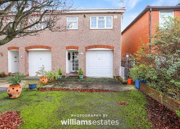 Thumbnail 1 bed terraced house for sale in Roundwood Avenue, Prestatyn