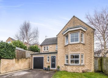 Thumbnail 4 bed detached house for sale in Canwick Close, East Morton, Keighley