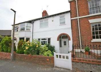 Thumbnail 3 bed town house to rent in Derby Place, Hoole, Chester