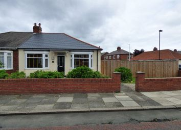 Thumbnail 2 bed semi-detached bungalow for sale in Oaktree Avenue, Walkerville, Newcastle Upon Tyne