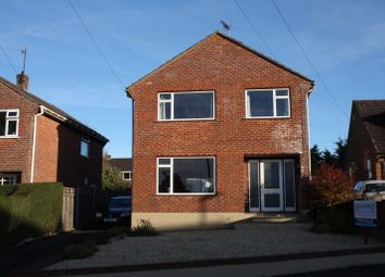 Thumbnail 3 bedroom detached house for sale in Ashley Road, Marnhull, Sturminster Newton