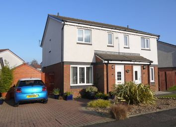 Thumbnail 2 bed semi-detached house for sale in Pentland Drive, Prestwick