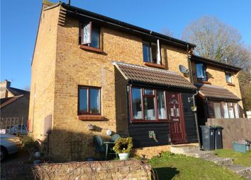 Thumbnail 1 bedroom semi-detached house to rent in Eastleaze Road, Blandford Forum, Dorset
