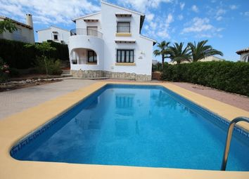 Thumbnail 3 bed villa for sale in Spain, Valencia, Alicante, Pego