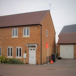 3 bed town house to rent in Buddon Close, Leicester LE3