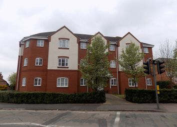 Thumbnail 2 bed flat to rent in Penkridge Court, Cannock, Staffordshire