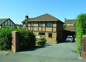 Thumbnail 4 bed detached house for sale in Llythrid Avenue, Uplands, Swansea