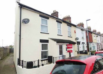 Thumbnail 2 bedroom terraced house for sale in Alderson Road, Great Yarmouth