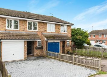Thumbnail 3 bed terraced house for sale in Cobham, Surrey, .