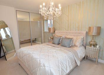 Thumbnail 4 bed terraced house for sale in Tadpole Rise, Tadpole Garden Village, Swindon