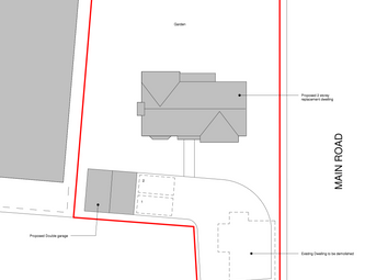 Thumbnail Land for sale in Main Road, Kesgrave