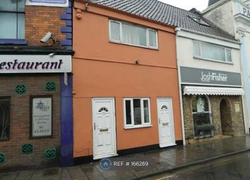 Thumbnail 1 bed flat to rent in Centre, Bridgwater