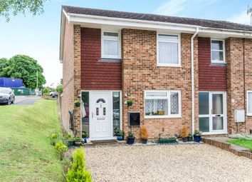Thumbnail 3 bed semi-detached house for sale in Ramsay Road, Kings Worthy, Winchester