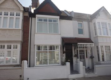 Thumbnail 3 bed terraced house for sale in Kimberley Road, Southsea