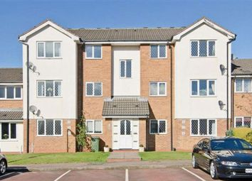 Thumbnail 2 bed flat to rent in Knights Court, Norton Canes, Cannock