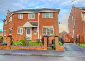 Thumbnail 3 bed semi-detached house for sale in Melville Drive, Sheffield