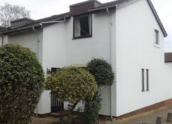 Thumbnail 1 bed end terrace house to rent in Balmoral Gardens, Topsham, Exeter