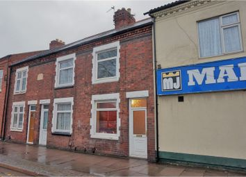 Thumbnail 3 bed terraced house for sale in Abbey Lane, Leicester