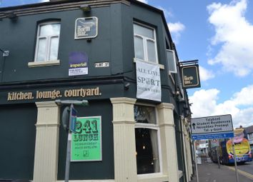 Thumbnail 3 bed flat to rent in 133, North Road, Cathays, Cardiff, South Wales