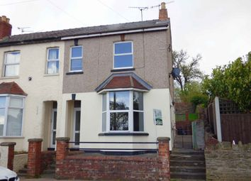 Thumbnail 4 bedroom end terrace house for sale in Church Road, Cinderford