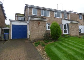 Thumbnail 4 bed semi-detached house for sale in Pond Bank, Blisworth, Northampton, Northamptonshire