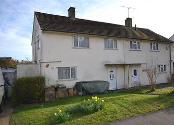 Thumbnail 3 bed semi-detached house for sale in Stratfield Road, Basingstoke