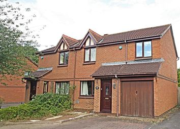 Thumbnail 4 bed semi-detached house for sale in Blaydon Close, Bletchley, Milton Keynes