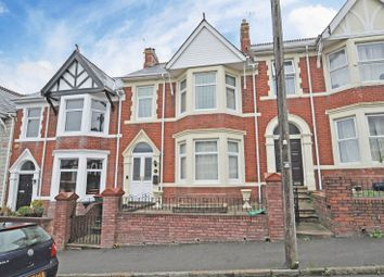 Thumbnail 4 bed terraced house for sale in Substantial Period House, Richmond Road, Newport