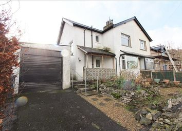Thumbnail 3 bed property for sale in Underley Road, Kendal