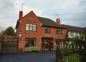 Thumbnail 4 bed detached house for sale in Pikemere Road, Alsager, Stoke-On-Trent