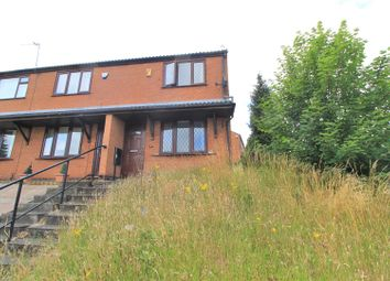 Thumbnail 2 bed end terrace house for sale in Queens Bower Road, Arnold, Nottingham