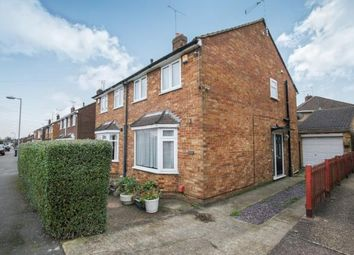 Thumbnail 2 bedroom semi-detached house for sale in Macaulay Road, Luton, Bedfordshire, England